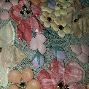Ema Savahl Blush floral top